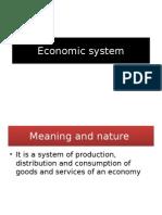 Chapter -1 Economic System Basics of business and management for B.Com/BBA-calicut university