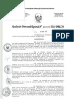RDR 00161-2015-DRELM