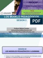 Sesion 2 Los Modelos Pedagogicos
