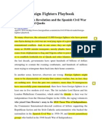 Foreign Fighters Playbook