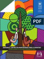 Informe Nacional de Desarrollo Humano 20112012 Guatemala