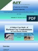 Harbour Cay Condominium failuare