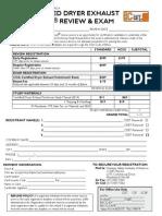 C-DET Review Exam sign up form