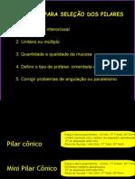 Seleção de Componentes Protéticos