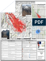 Mapa Peligros Chiles Cerro Negro