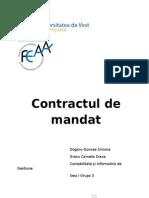 Filehost_Contractul de Mandat