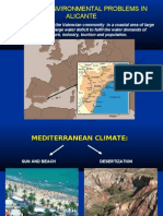 Environmental Problems in Alicante
