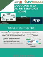 Introducción a La Calidad de Servicios (Qos) Tic 8b
