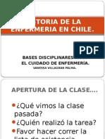 2.- Historia de La Enfermeria en Chile