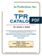 Tpr Catalog