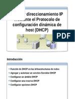 Asignar Direccionamiento IP Mediante DHCP