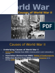 world war ii causes notes 2014