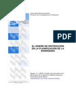 El diseño de instrucción en la planificación de la enseñanza.pdf