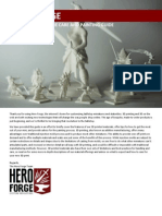 Heroforge Care Guide