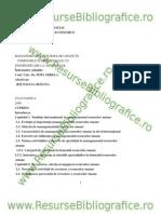 Www Resursebibliografice Ro Lucrarea de Diploma