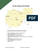 Ficha Del Mercado Laboral en España