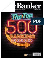 Brandfinance Banking 500 2011 the Banker