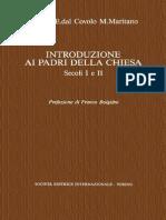 G. Bosio, E. Dal Covolo, M. Maritano-Introduzione Ai Padri Della Chiesa. Secoli I e II. Vol. 1-SEI (1998)