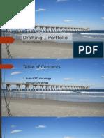 drafting portfolio