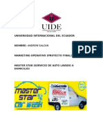 Proyecto Final Marketing Operativo