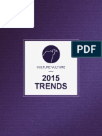 Culture Vulture Trends Report