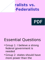u3 4 federalists vs antifederalists