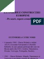 Extinderile UE - Pe Scurt