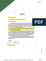 Edmundson Letter