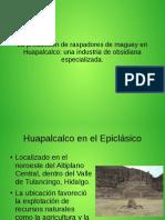 Los Raspadores de Maguey