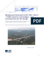 06 Manus Sedlacek 1 Background Document to en 1991 Part 2 - Traffic Loads for Road Bridges