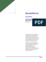 Bios User's Manual Stpci v10