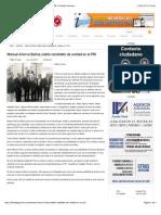 21-01-15 Manuel Añorve Baños,viable candidato de unidad en el PRI   A Fondo Guerrero
