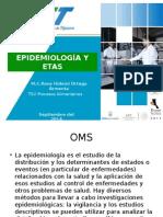Epidemiología y ETAa