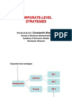 BS L11 Corporate-level Strategies