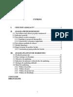 Albalact - Analiza Planului de Marketing
