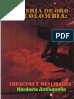 Minería de oro en Colombia