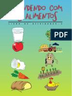 Alimentação -- Livro de Atividades