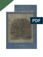 Carlos Kehdy - Elementos de Papiloscopia