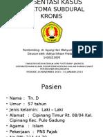 subdural hematoma kronik