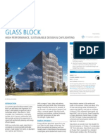 Glass Block Article