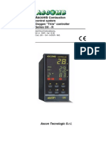 Combustion Control Controller