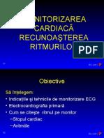 3. Monitorizarea cardiaca