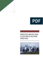 Conceptos basicos para la gestion de destinos turísticos.pdf