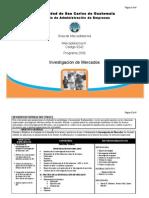 Programa Mercadotecnia III 2010
