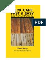 Deck Car Fast n Easy