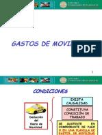 TRATAMIENTO  MOVILIDADES CABALLERO BUSTAMANTE