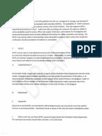 CPD body camera policy (January '15 draft)
