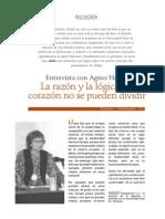 Chamberlain, F. - Entrevista con Ágnes Heller [Ideele, nº 156, agosto 2003].pdf