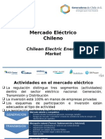 Mercado Electrico Chileno