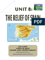 UNIT 8 THE RELIEF OF SPAIN.pdf
